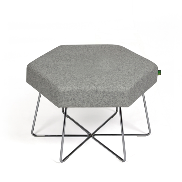 Prime Bof Products Pollen Low Upholstered Stool By Naughtone Caraccident5 Cool Chair Designs And Ideas Caraccident5Info
