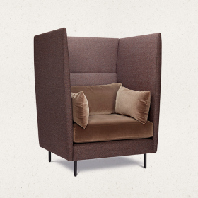 Skylon Low-Back Armchair